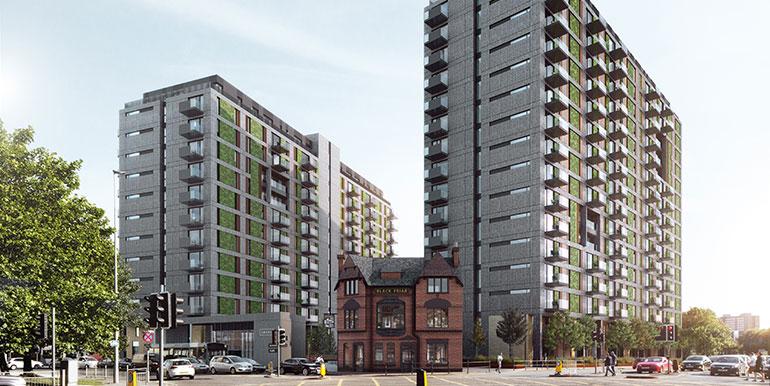 Blackfriars – 曼徹斯特市中心
