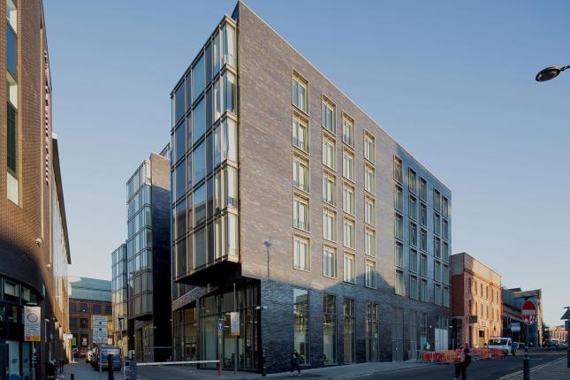 Liverpool 現樓即買即收租 (Studio, 學生公寓)Fourth Floor 4樓