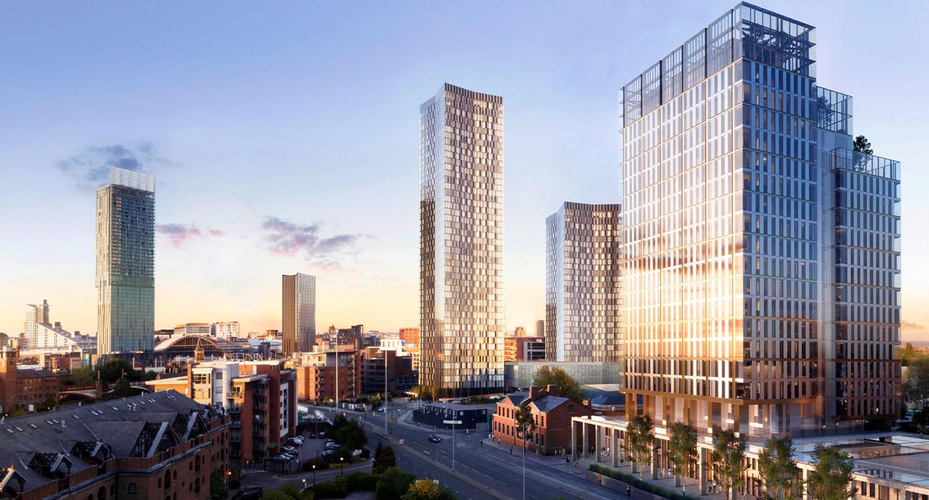 Crown Street – 曼徹斯特|Manchester