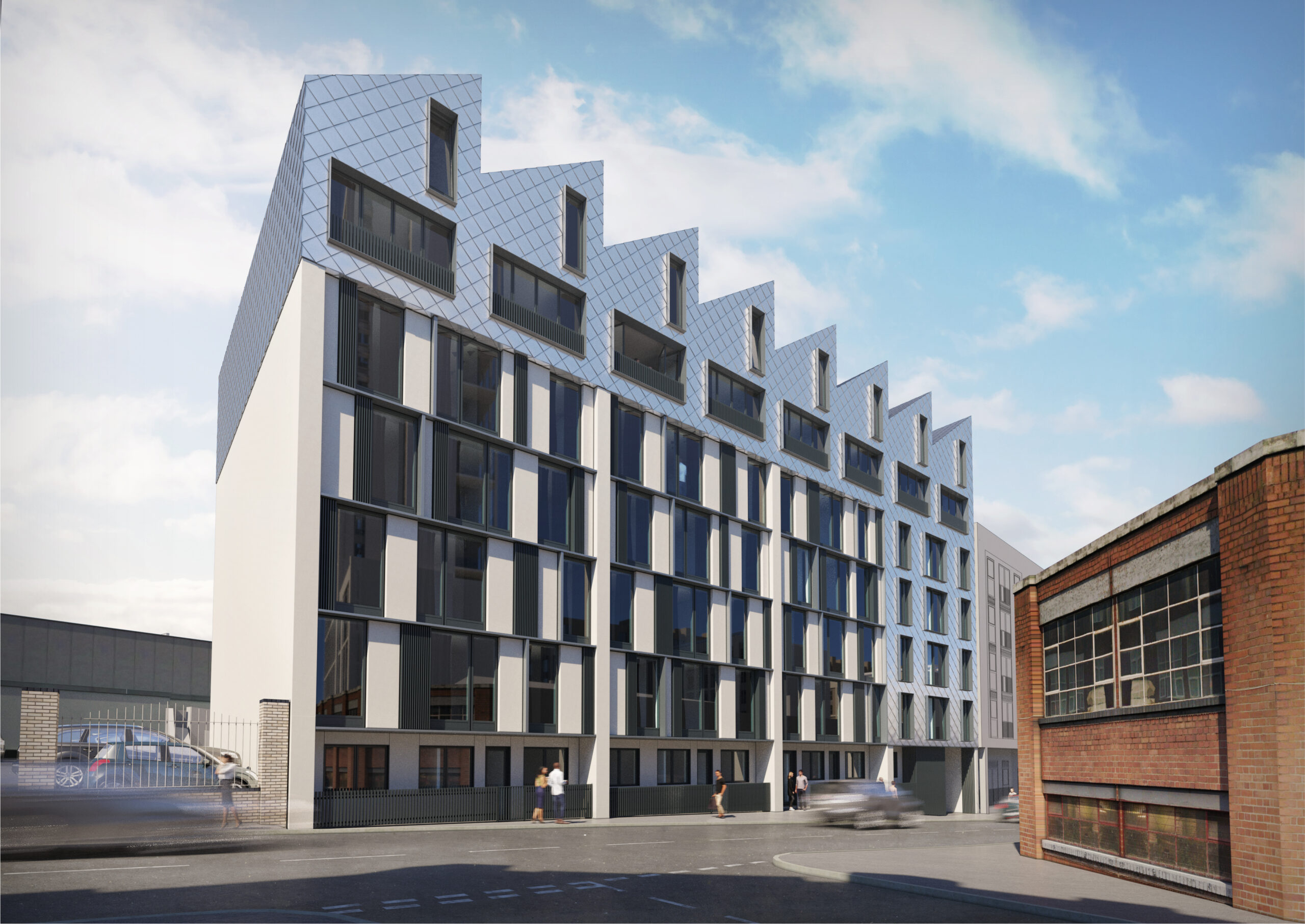 APEX LOFTS | Digbeth, Birmingham