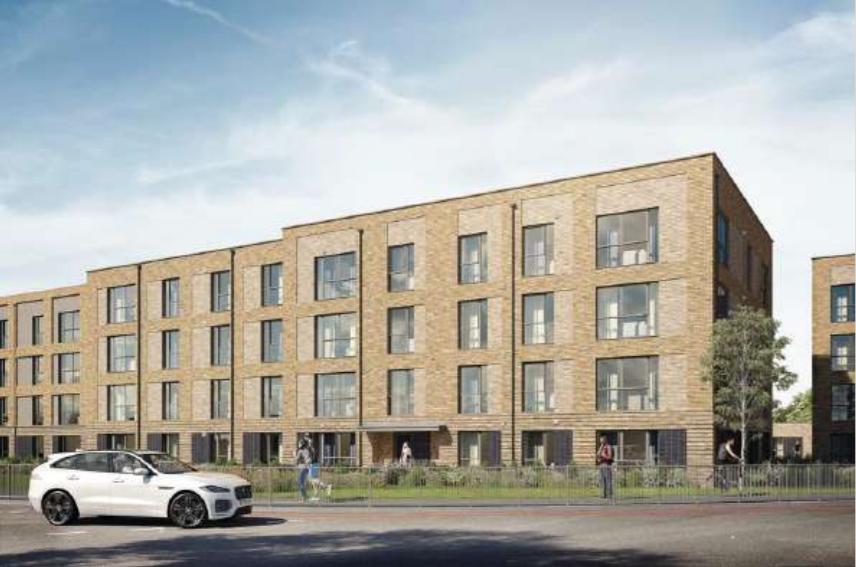 B5 Central – Smithfield House |  Birmingham